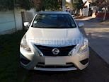 Foto venta Auto usado Nissan Versa 1.6L Sense Aut c/Llantas (2015) color Gris precio $6.000.000