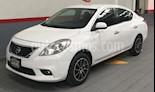 Foto venta Auto usado Nissan Versa 4p Advance L4/1.6 Aut (2012) color Blanco precio $119,000