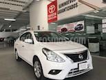 Foto venta Auto usado Nissan Versa 4p Advance L4/1.6 Aut (2016) color Blanco precio $159,000