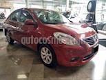 Foto venta Auto usado Nissan Versa 4p Advance L4/1.6 Aut (2012) color Rojo precio $115,000