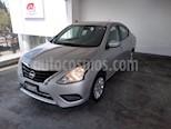 Foto venta Auto usado Nissan Versa 4p Advance L4/1.6 Man color Plata precio $130,000