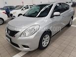 Foto venta Auto usado Nissan Versa 4p Advance L4/1.6 Man (2013) color Plata precio $129,000