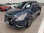 Foto venta Auto usado Nissan Versa 4p Exclusive L4/1.6 Aut (2016) color Azul precio $185,000