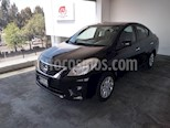 Foto venta Auto usado Nissan Versa 4p Sense L4/1.6 Man color Negro precio $135,000
