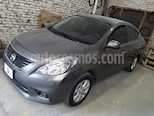 Foto venta Auto usado Nissan Versa Advance Aut (2014) color Gris Oscuro precio $195.000