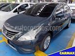 Foto venta Carro usado Nissan Versa Advance Aut color Azul precio $41.900.000