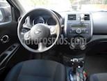 Foto venta Carro usado Nissan Versa Advance Aut color Gris precio $27.000.000