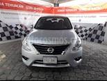 Foto venta Auto usado Nissan Versa Advance Aut color Plata precio $185,000