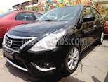 Foto venta Auto usado Nissan Versa Advance Aut (2018) color Negro precio $179,900