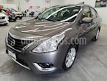 Foto venta Auto usado Nissan Versa Advance Aut color Acero precio $180,000
