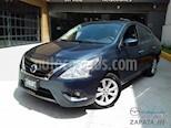 Foto venta Auto usado Nissan Versa Advance Aut (2017) color Azul precio $175,000