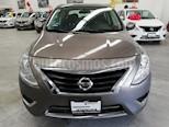 Foto venta Auto usado Nissan Versa Advance Aut color Bronce precio $180,000