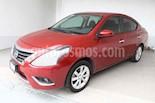 Foto venta Auto usado Nissan Versa Advance Aut (2018) color Rojo precio $199,000