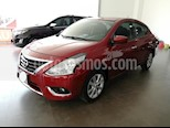Foto venta Auto usado Nissan Versa Advance Aut color Rojo precio $149,000