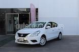 Foto venta Auto usado Nissan Versa Advance Aut color Blanco precio $149,000