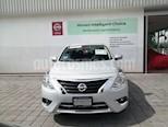 Foto venta Auto usado Nissan Versa Advance Aut (2017) color Plata precio $189,000