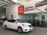 Foto venta Auto Seminuevo Nissan Versa Advance Aut (2016) color Blanco precio $159,000