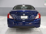 Foto venta Auto usado Nissan Versa Advance Aut (2018) color Azul precio $204,000