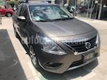 Foto venta Auto usado Nissan Versa Advance Aut (2018) color Bronce precio $200,000