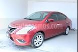 Foto venta Auto Seminuevo Nissan Versa Advance Aut (2017) color Rojo precio $195,000