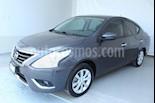 Foto venta Auto usado Nissan Versa Advance Aut color Gris precio $192,000