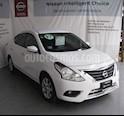 Foto venta Auto usado Nissan Versa Advance Aut (2017) color Blanco precio $195,000