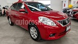 Foto venta Auto usado Nissan Versa Advance Aut  (2014) color Rojo precio $155,000