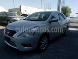 Foto venta Auto usado Nissan Versa Advance Aut (2017) color Plata precio $165,000