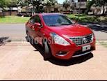 Foto venta Auto usado Nissan Versa Advance (2015) color Rojo precio $350.000