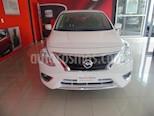 Foto venta Auto usado Nissan Versa Advance (2018) color Blanco precio $190,000