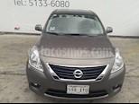 Foto venta Auto usado Nissan Versa Advance (2012) color Bronce precio $125,000