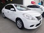 Foto venta Auto usado Nissan Versa Advance  (2014) color Blanco precio $150,000