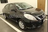 Foto venta Auto usado Nissan Versa Advance (2013) color Negro precio $139,000