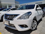 Foto venta Auto usado Nissan Versa Advance (2018) color Blanco precio $199,000