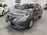 Foto venta Auto usado Nissan Versa Advance color Acero precio $175,000