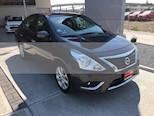 Foto venta Auto usado Nissan Versa Advance (2018) color Gris Oscuro precio $215,000