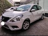 Foto venta Auto Seminuevo Nissan Versa Advance (2016) color Blanco precio $165,000