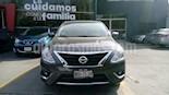 Foto venta Auto Seminuevo Nissan Versa Advance (2017) color Gris precio $174,990