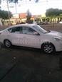 Foto venta Auto usado Nissan Versa Advance color Blanco precio $111,500
