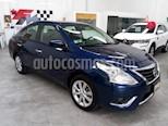 Foto venta Auto usado Nissan Versa Advance (2018) color Azul precio $190,000