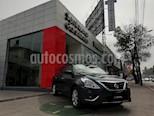 Foto venta Auto Seminuevo Nissan Versa Advance (2016) color Azul Oriental precio $175,000