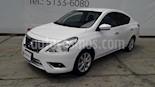 Foto venta Auto usado Nissan Versa Advance (2017) color Blanco precio $167,000