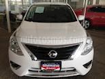 Foto venta Auto Seminuevo Nissan Versa Advance (2016) color Blanco Alpine precio $168,000