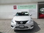 Foto venta Auto usado Nissan Versa Advance (2017) color Plata precio $189,000