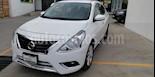 Foto venta Auto usado Nissan Versa Advance (2017) color Blanco precio $175,000