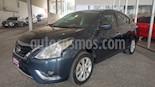 Foto venta Auto Seminuevo Nissan Versa Advance (2015) color Azul precio $150,000