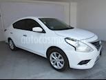 Foto venta Auto Seminuevo Nissan Versa Advance (2016) color Blanco precio $174,000