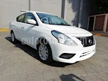 Foto venta Auto usado Nissan Versa Advance (2017) color Blanco precio $165,000