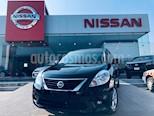 Foto venta Auto Seminuevo Nissan Versa Advance (2013) color Negro precio $128,000