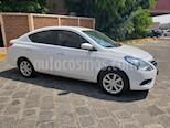 Foto venta Auto usado Nissan Versa Advance (2018) color Blanco precio $200,000